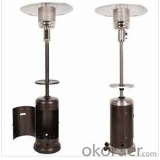 Outdoors Gas Patio Heate Gazebo Patio Heater Outdoor Furniture Buy at okorder