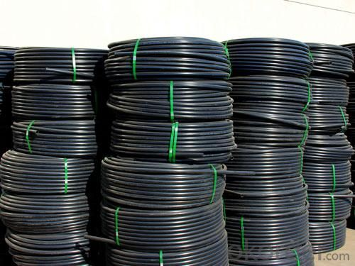 HDPE pipe for water supplyPN10 PE9,pe pipe price list on Sale Made in China