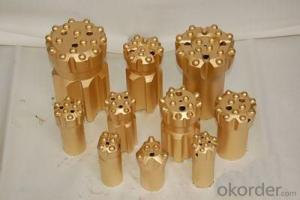thread drilling bit from China R32 T38 for hardness rock