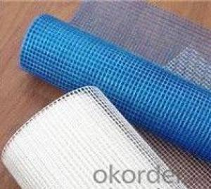 Fiberglass Mesh Used in Building Construction