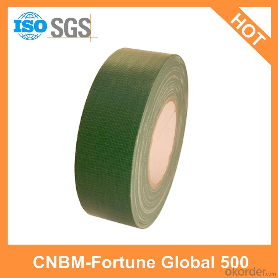 Cloth Tape Polyethylene Cloth Tape Custom Made Cloth Tape for Wrapping
