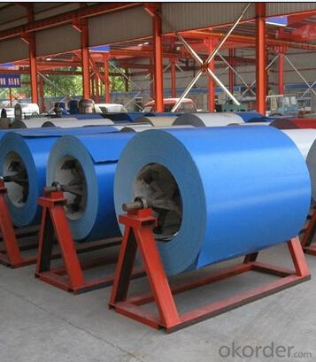 Top Quality Prepainted Steel Coil for Construction