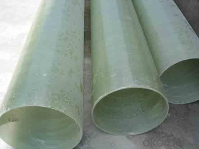 Grp Pipe  from China Factory Hotsale Extruded Glassfiber on Sale