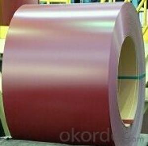 Prepainted Rolled Steel Coil for Roofing Steel