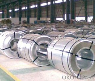 Galvanized Steel Coil for Roofing Sheet and Color Base Materials