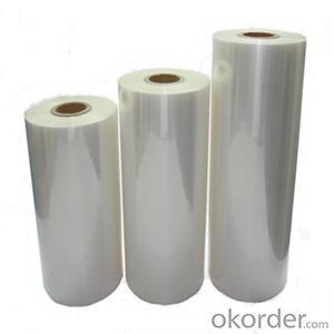 PP film with aluminium for allkinds of userr