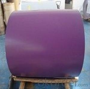 Prepainted Galvanized Steel Coil, PPGI, PPGL Coil, Color Coated Coil