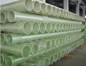 FRP Fiberglass Reinforced Pipe Factory with Good Quality Made in China on Sale