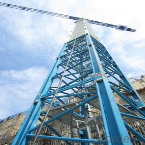Tower Crane TC6024 Construction Equipment  Machinery