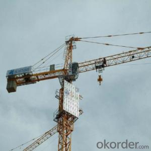 Tower Crane TC6016 Sale Construction Equipment  Machinery