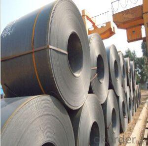 Ss400 Hot Rolled Carbon Steel Coil for Constructions