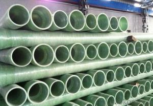 FRP pipe, GRP pipe of High Quality on Sale