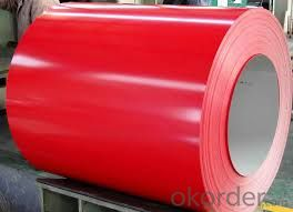 Pre-Painted Galvanized Steel Coil/Construction Purposes, Az150 + PVDF (D073)