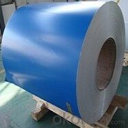 Prepainted Rolled Steel Coil for Roofing