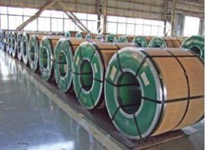 Cold Rolled Galvanized Steel Coil for Construction