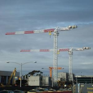 Tower Crane Construction Equipment Building Machinery Sales