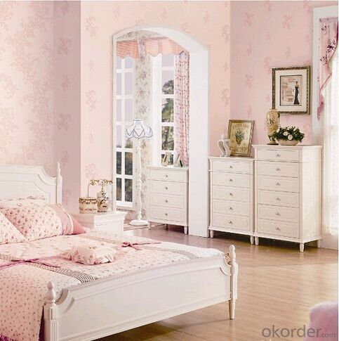 PVC Wallpaper Home Partner Italian Environmental Thick Bedroom Home Decoration Wallpapers