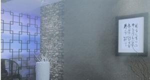 High Quality Fiberglass Wallcovering Cloth 81650