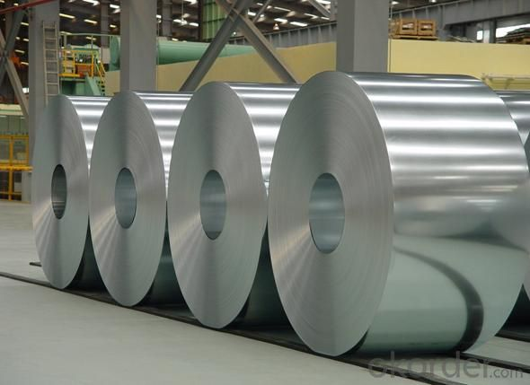 Prime Cold Rolled Carbon Steel Coils with SPCC-SD