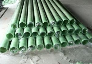 GRP/FRP pipes with Large Diameter Hydraulic Hransmission on Sale from China