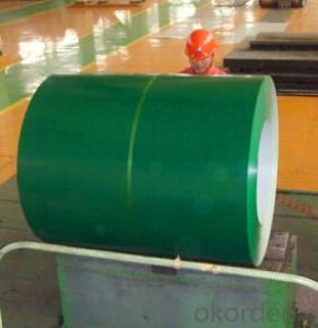 CGCC Prepainted Coated Galvanized Steel Coil