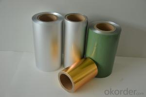 Pharmaceutical Alu Alu Foil for Medicine Packaging