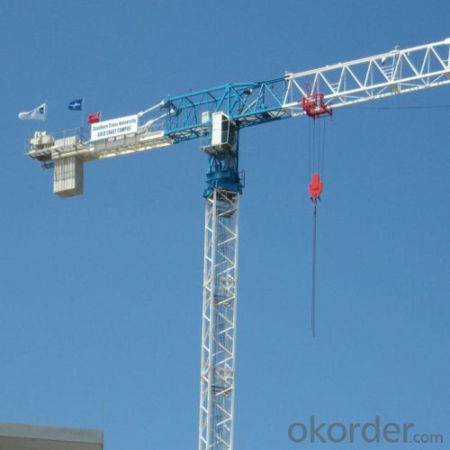 Tower Crane TC7021 Construction Equipment  Machinery Distributor Sale