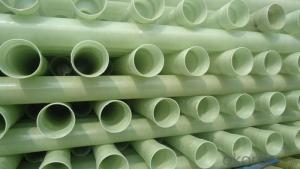 FRP Fiberglass Reinforced Pipe Factory Made in China on Sale