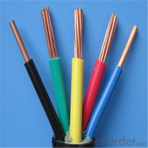 Single Core and multi-core PVC Insulated and PVC Sheath Cable 450 /750 V H05VV-U