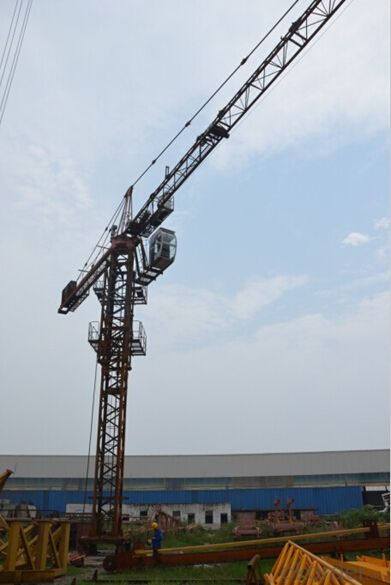 TOWER CRNAE Q5013  MAX. LOAD 5 TONS  (MC80)