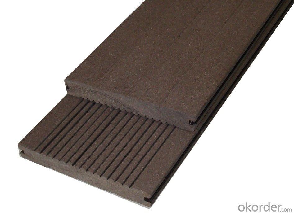 Wpc outdoor diy deck/wpc composite diy boardwalk deck