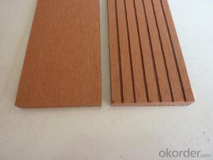 Outdoor WPC Decking / bridge decking/river bank decking floor