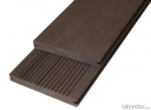 WPC Decking Co-extrusion Chinese Manufacture