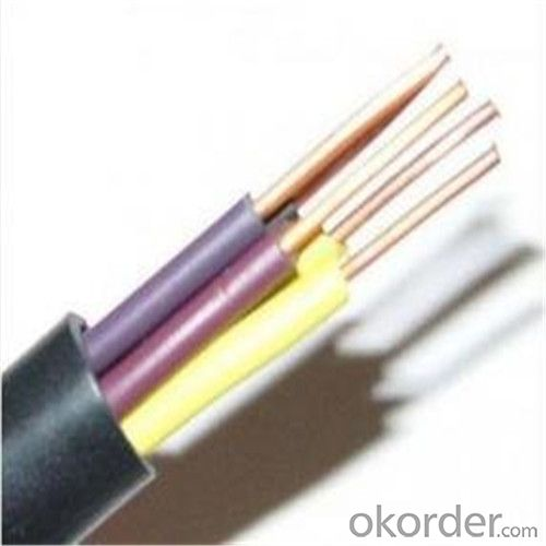 Single Core and multi-core PVC Insulated and PVC Sheath Cable 450 /750 V NYM