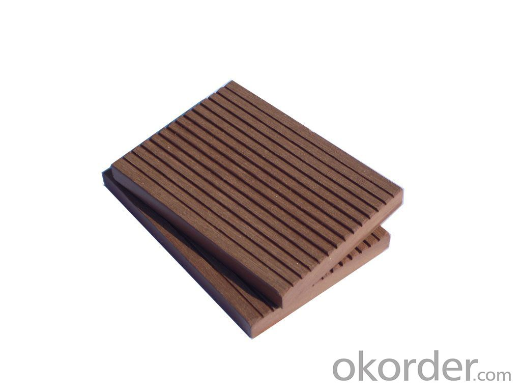 WPC DECK / factory direct price wpc decking with CE