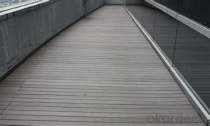 WPC / WPC Decking / WPC Flooring/Long-life and weather resistance WPC decking