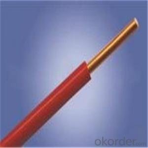 Single Core LSZH material Insulated Fire retardant Cable 450 /750 V WDZ-BYJ