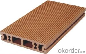 WPC decking/Hot sale high quality outdoor WPC decking manufacture