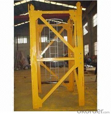 Vietnam tower crane Q6024 (QTZ160) TC6024