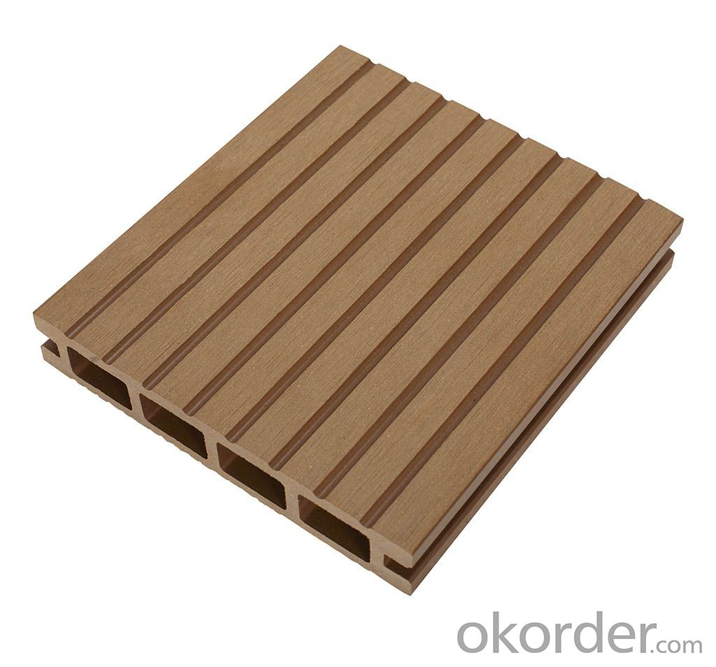 WPC decking/synthetic wood flooring/wpc decking