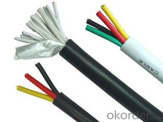 Single Core and multi-core PVC Insulated and PVC Sheath Cable 450 /750 V H07VV-U