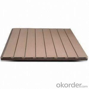 WPC decking/Engineered Flooring Type and Wood-Plastic Composite Flooring Technics wpc decking