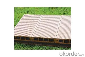 WPC decking/water resistance wpc decking for outer door