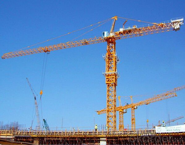 Q7050 Tower Crane (QTZ400)  high quality