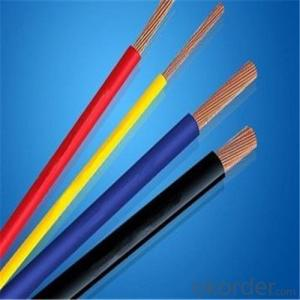 Single Core PVC Insulated Flexible Cable 300 /500V RV