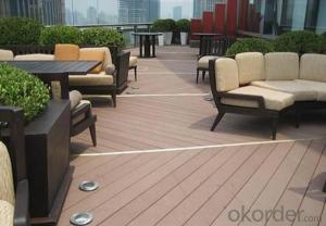 WPC Decking/HOT SALES WITH CE Wood Plastic Composite