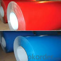 PPGI Prepainted Galvanized Steel Coil for Different size for Roofing