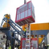 Building Hoist SC270 Frequency Conversioon Lifting