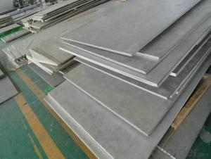 Stainless Steel Plate  444 with No.4 Surface Treatment
