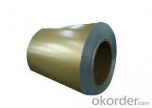 0.12mm-1.3mm Thickness Prepainted Galvanized Steel Coil